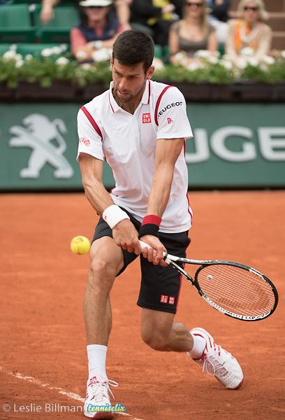 TENNIS 2016:  Roland Garros  May 16